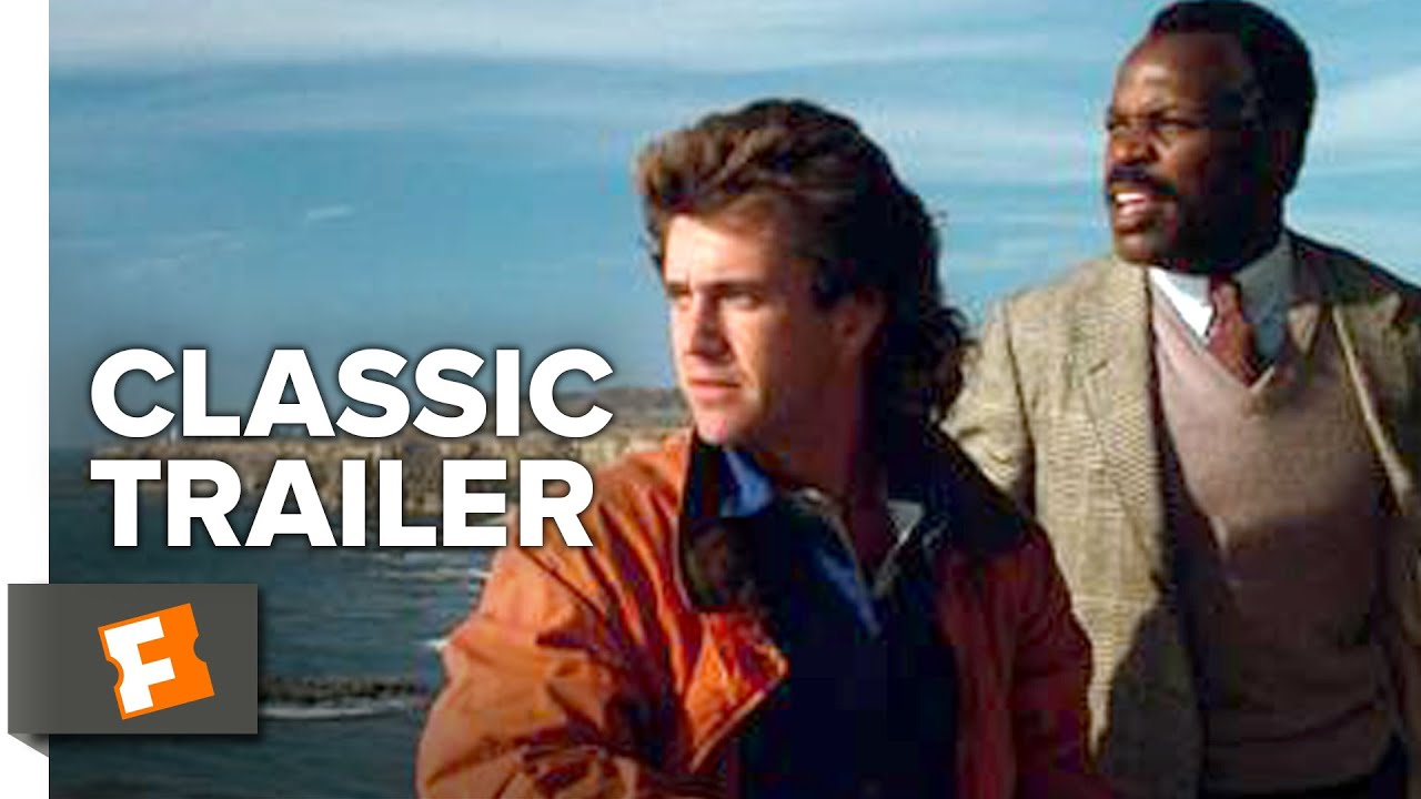 lethal weapon 2  1989  official trailer