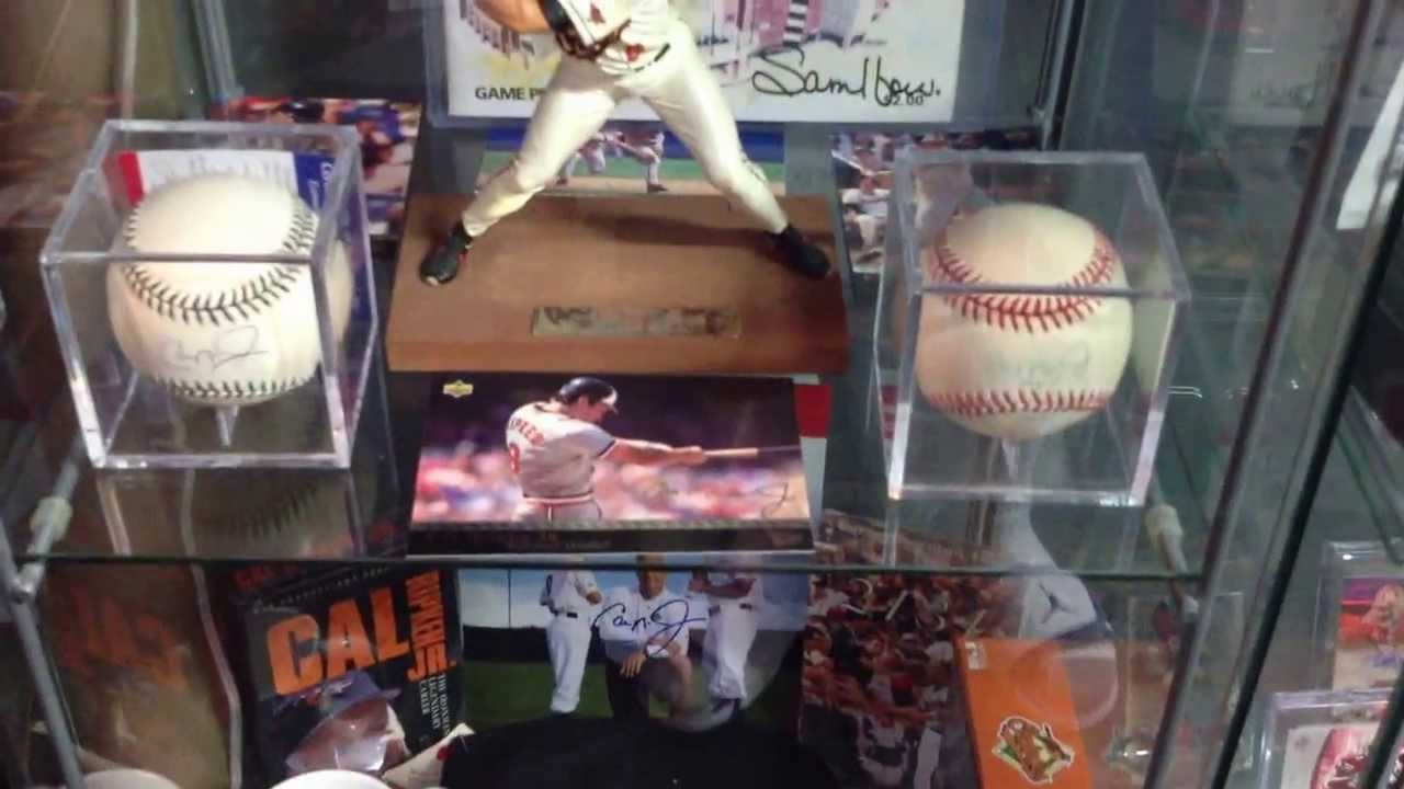 My Sports Memorabilia Collection Pt 2