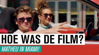 #18 PREMIÈRE NIEUWE FILM MATHEU🕺🏽☀️ | JUNIOR SONGFESTIVAL 2020 🇳🇱