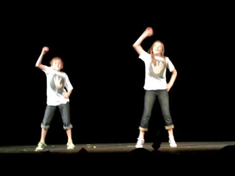 The Best Double Dream Hands - Colter Elementary School Talent Show