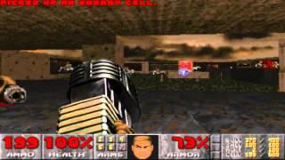Doom II - Level 07 - Dead Simple - UV