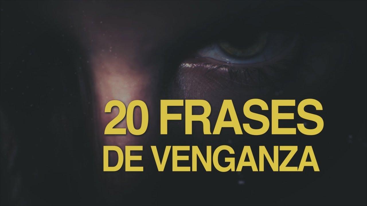 150 Frases De Venganza Un Plato Que Se Sirve Frío Con