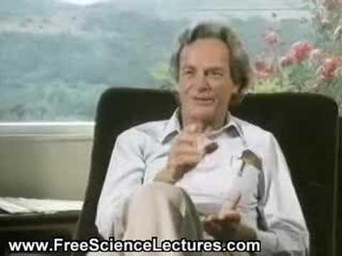 Richard Feynman: The Beauty of the Flower