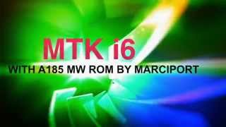 (ROOTED) ROM A185MW for (BAXO-SHOP) MTK i6 (iPhone 6 clone) INSIDE + ADJUST LINK - 2015