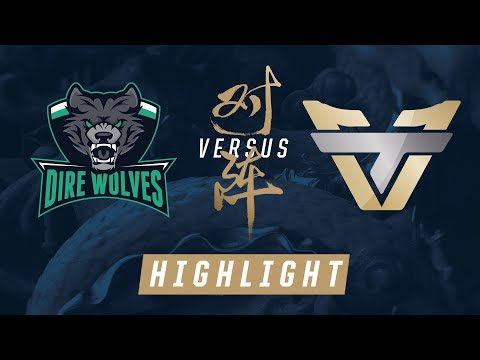 DW vs ONE - Worlds Play-In Match Highlights (2017)