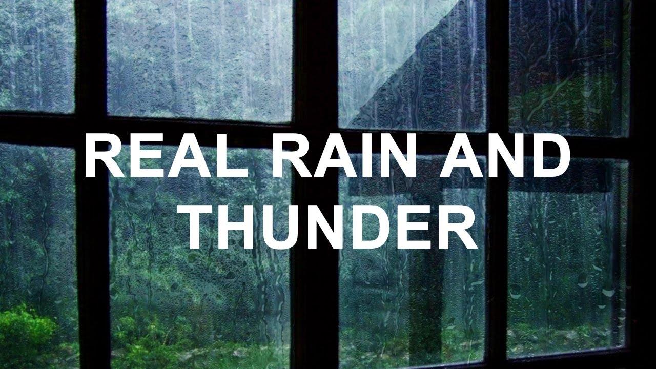 3 HOURS of Gentle Night RAIN, Rain Sounds for Relaxing Sleep, Beat Insomnia with Rain