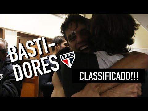 BASTIDORES: CLASSIFICADO! THE STRONGEST 1 X 1 SPFC | SPFCTV