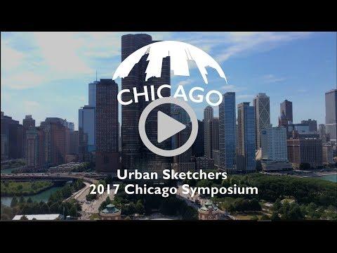 Urban Sketchers 2018 Symposium