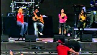 Sugababes - Shape & Breathe Easy (Rock In Rio Lisbon 2004)