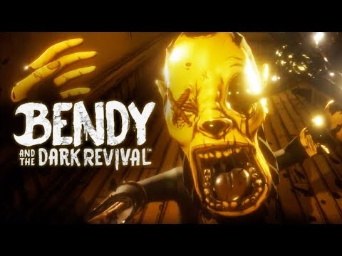 Bendy and the Dark Revival - Official Gameplay Trailer