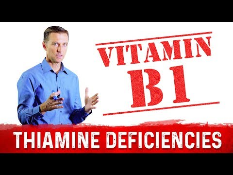 12 Ways You Can Be Vitamin B1 Deficient