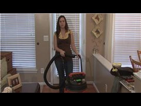 Vacs And Videos >> Housekeeping Tips : How to Use a Wet Dry Vac - YouTube