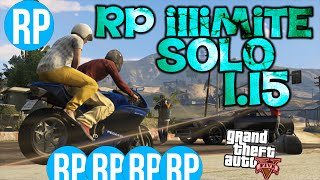 Rp Illimite En Solo En 1.16 Sur Gta 5 Online ! Unlimited Rp Solo After Patch 1.16 !