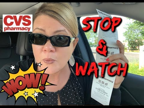 CVS STOP 🛑 & WATCH VIDEO  | $6 MYSTERY COUPON 😱 | LOTS OF HOLD CRT'S FOR 7/7!