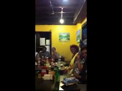 Rock Lounge Black History Month Gathering Snippets