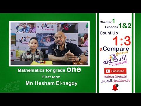 ماث أولى - تيرم 1 - أ/ هشام النجدي
