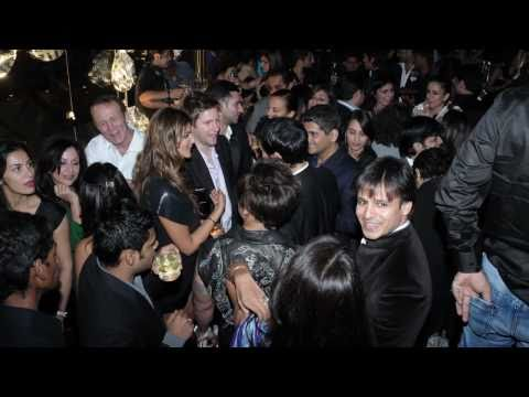 Burberry Event in Mumbai, India