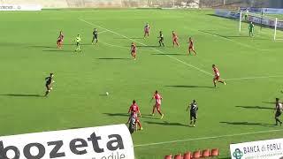 Serie D Girone D Forlì-Fiorenzuola 0-1
