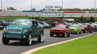 WhipAddict: StreetWhipz Mega Show 2K18: Custom Cars, Big Rims, Donks, Car Show