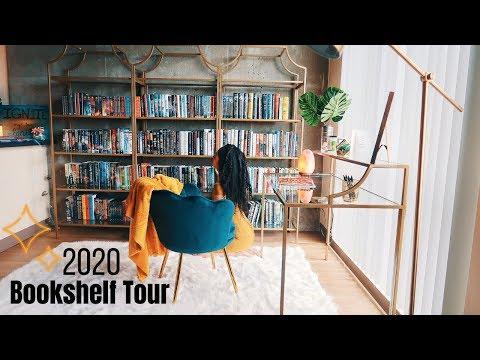 2020 BOOKSHELF TOUR