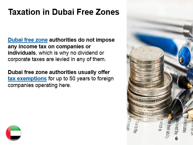 Taxation in Dubai