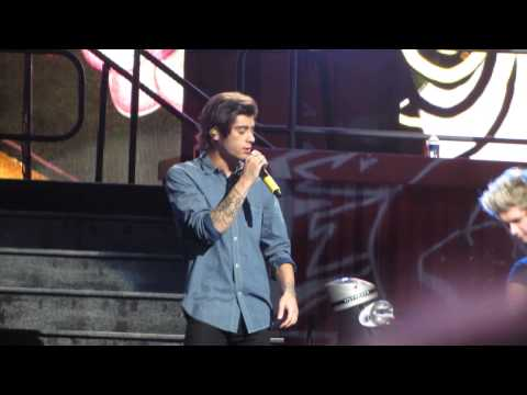 One Direction - Strong Charlotte 9/28/14