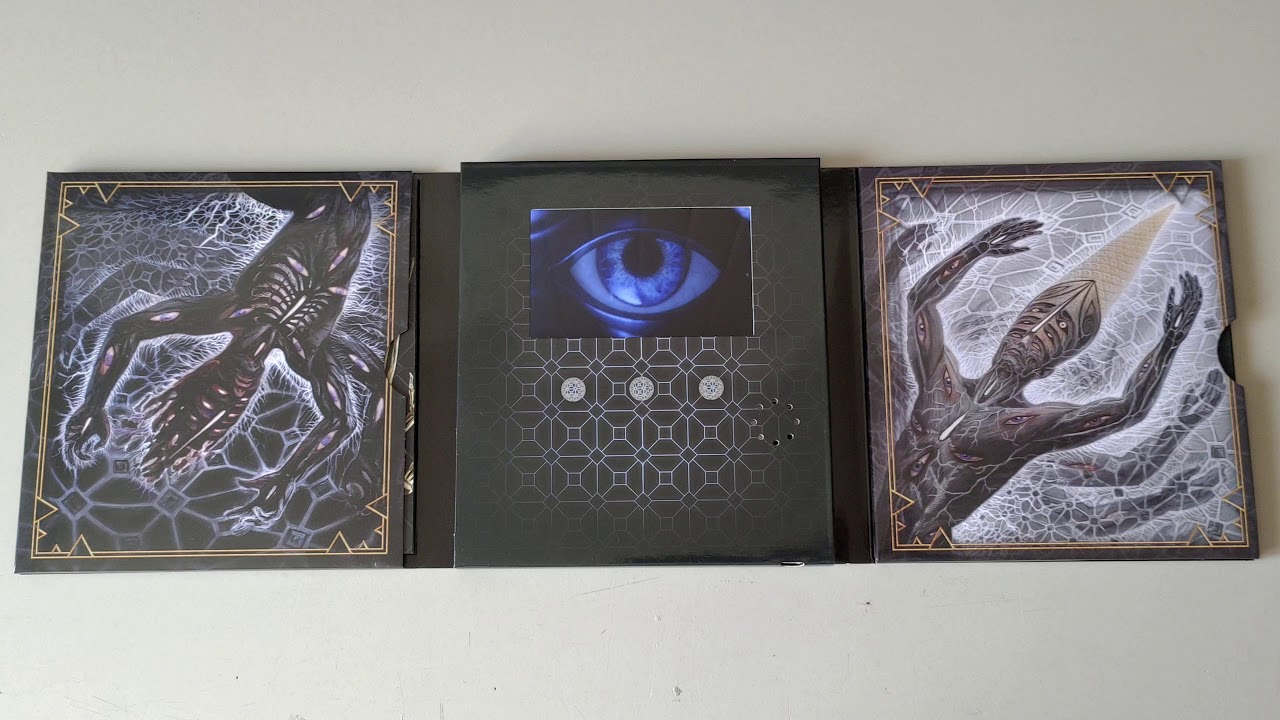 Tool - Fear Inoculum (Limited Edition CD Packaging)