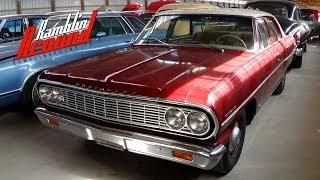 1964 Chevrolet Chevelle Malibu 230 Straight Six - very original