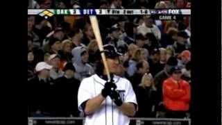 2006 ALCS Game 4 Walk Off Home Run by Magglio Ordonez (FOX Broadcast)