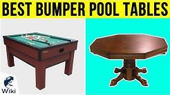 6 Best Bumper Pool Tables 2019