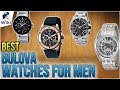 10 Best Bulova Watches For Men 2018