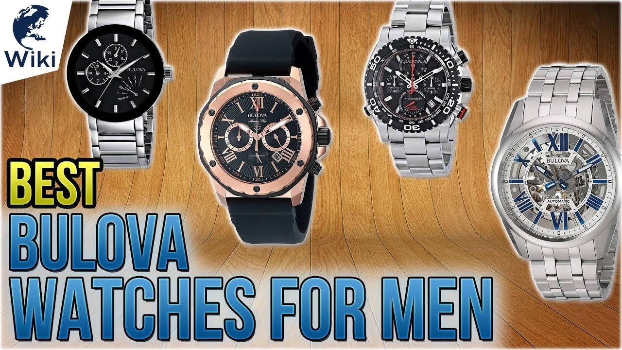 82244fa19 10 Best Bulova Watches For Men 2018 - YouTube