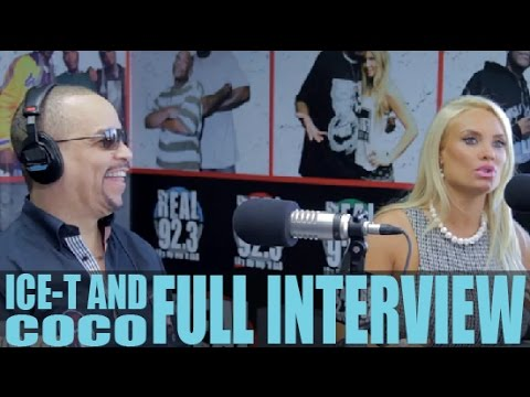 Ice-T & Coco Discuss Pregnancy, Hip-Hop And More! (Full Interview)   BigBoyTV