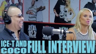 Ice-T & Coco Discuss Pregnancy, Hip-Hop And More! (Full Interview) | BigBoyTV
