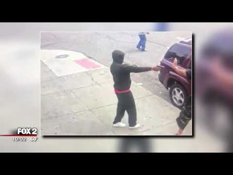 Fox 2 Detroit: Police say Concealed Handgun lucky to be armed or may not be alive today