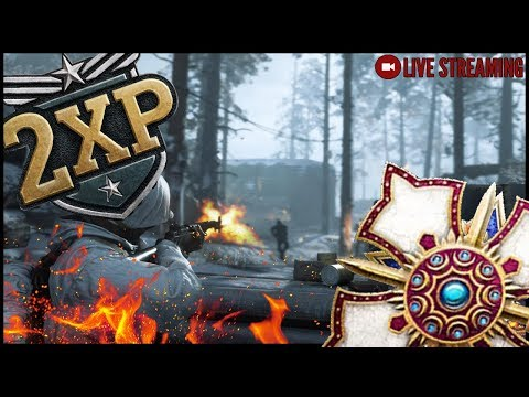 [PRESTIGE 9] WWII DOUBLE XP GRINDING - TOP 300 IN THE WORLD!!!