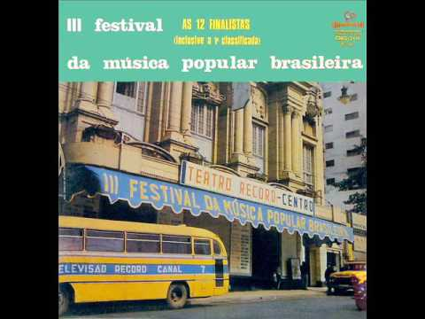 III FESTIVAL DA MÚSICA POPULAR BRASILEIRA - ÁLBUM - 1967