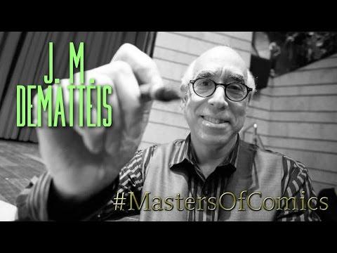 #MastersOfComics - J. M. DeMatteis