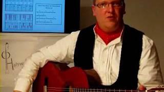 Unglaublich! Gitarre lernen in 15 Minuten - mit Unterlagen