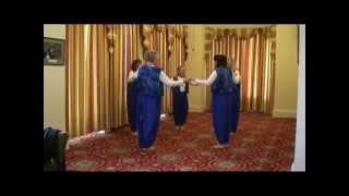 Israeli Folk Dance Teaching DVD - Dancing the Hora and more!