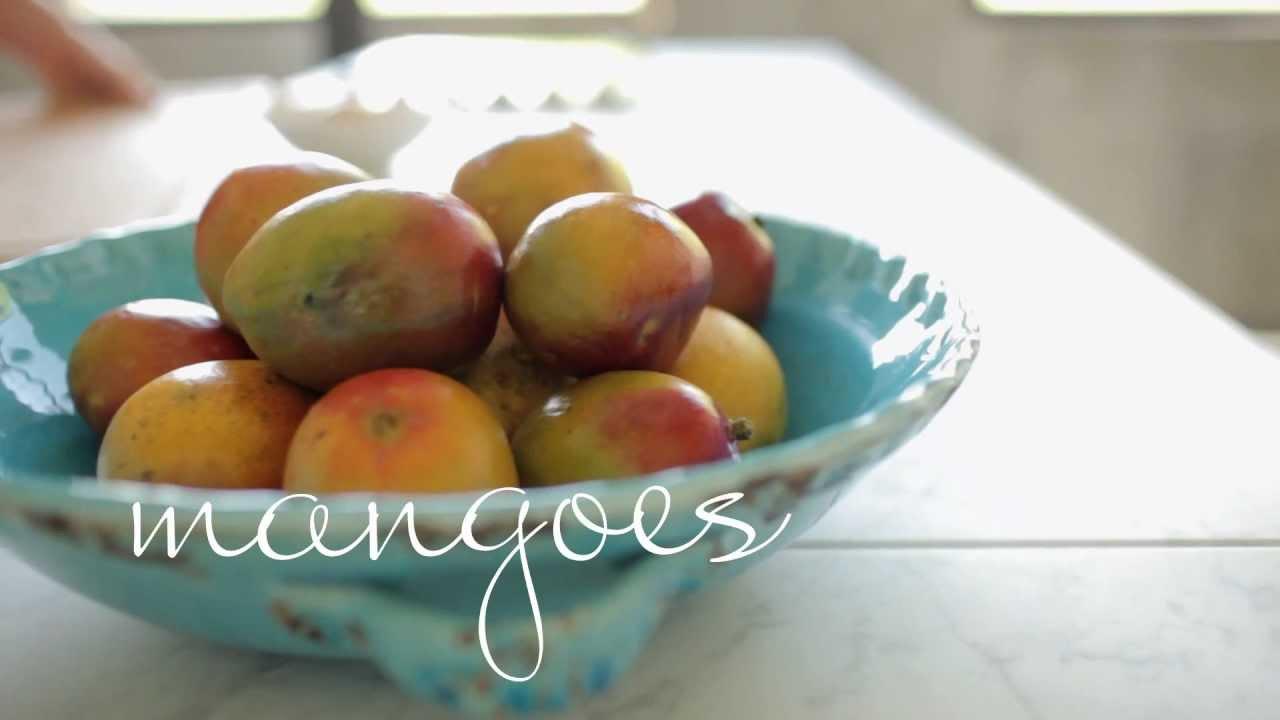 How to slice a mango youtube how to slice a mango ccuart Choice Image