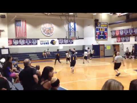 Kolin Lewis - Bullis School summer league