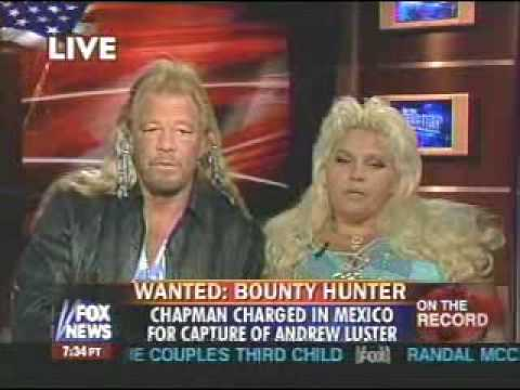 Dog the bounty hunter prison