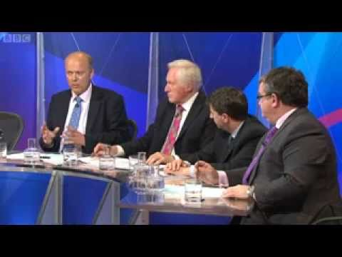 Question Time - Baroness Williams - Murdoch Is Not A Fit & Proper Person [07.07.2011]