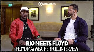 When Rio met Floyd Mayweather | Toughest opponent, best boxing prospects, what keeps him motivated