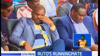 The return of Peter Kenneth brings back Ruto running mate debate