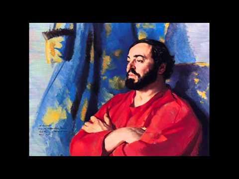 Luciano Pavarotti - Domine Deus (G.Rossini - Petite Messe Solennelle)