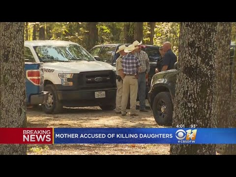 Henderson County Mother Arrested For Allegedly Killing 2 Daughters