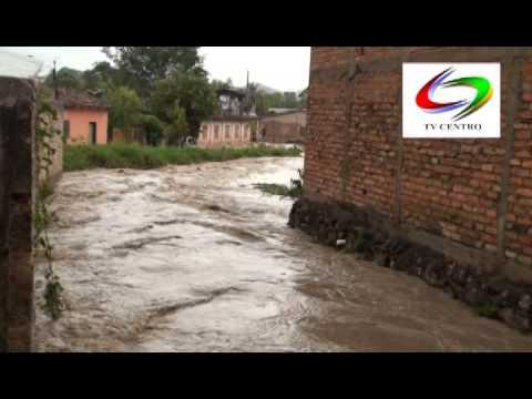 Inundaciones en Siguatepeque-Tv Centro (CORPOCENTROH)