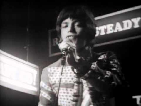 Rolling Stones   1966 Paint it black Live Ready Steady Go B & W